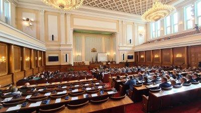 От втори опит: НС прие оттеглената кандидатура на Пламен Николов за премиер от ИТН