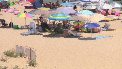 Най-много румънци, поляци и украинци избират България за лятната си почивка