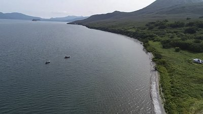 Хеликоптер с 16 души на борда се разби в Камчатка