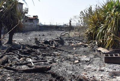 Извънредно положение в Сицилия заради пожарите