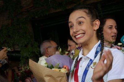 Мадлен Радуканова сложи обездвижващ ботуш на крака