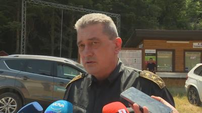 Главен комисар Николай Николов: Обстановката с пожарите в страната се нормализира