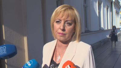 Мая Манолова: Ако бяхме нормална държава, може би този проблем нямаше да стои