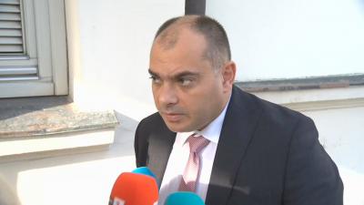 Филип Попов: Подхождаме отговорно към съставяне на евентуален редовен кабинет