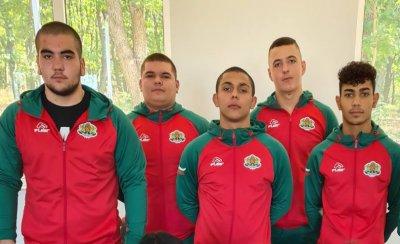 Девет млади български щангисти на Европейското в Полша