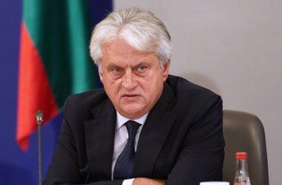 Бойко Рашков: Служители на МВР не са открили дипломата на главния прокурор в Академията на МВР