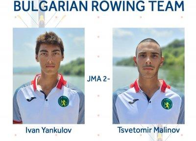 Три лодки ще ни представят на Световното по гребане за юноши в Пловдив