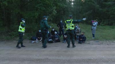 Латвия обяви извънредно положение по границата си с Беларус