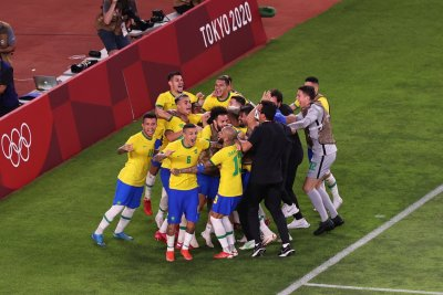 Бразилия е новият стар шампион в олимпийския турнир по футбол