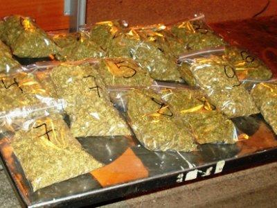 "Митничари осуетиха трафик на 6,5 кг марихуана при ГКПП ""Дунав мост 2"""