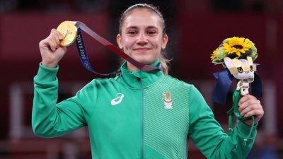 Жалко! Ивет Горанова няма да може да защитава олимпийската си титла