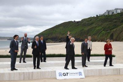 Лидерите на Г-7 ще обсъдят кризата в Афганистан