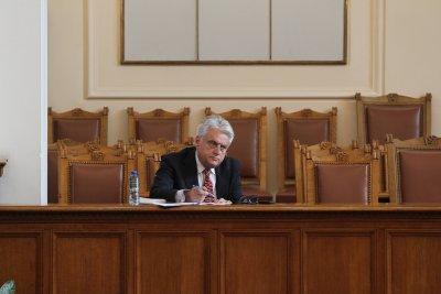 Прокуратурата към Бойко Рашков: Груба намеса в работата на независимата съдебна власт
