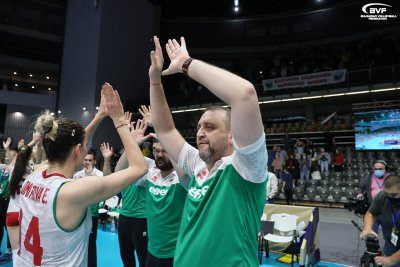 Иван Петков: Във всеки мач даваме всичко от себе си