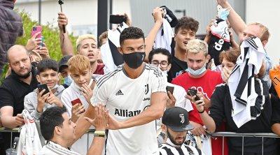 Роналдо отхвърли слуховете за завръщане в Реал Мадрид