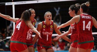 България срази Чехия, ще играе срещу Полша за първото място в групата