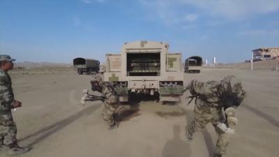 Мащабни военни учения в Китай: Домакини са Русия, Китай и Иран