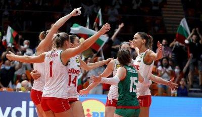 Велика България обърна Полша и спечели групата си на ЕвроВолей