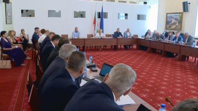 Комисията по ревизия проведе заседание заради високите цени на тока