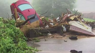 Сред жертвите на наводненията в Тенеси са две 7-месечни бебета, в списъка на изчезналите има и деца