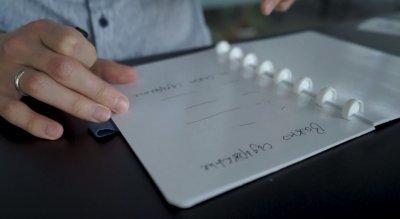 """Образованието като игра: Историята на една """"вечна"""" тетрадка"""