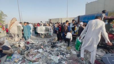 САЩ се опасяват от терористични атаки в района на летището в Кабул