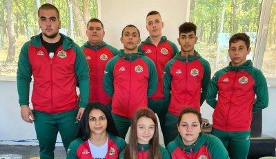 Наш щангист на 1 кг от медалите на младежкото европейско