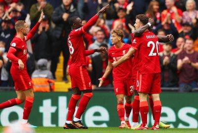 Ливърпул с втора поредна победа във Висшата лига без допуснат гол