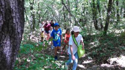 Първи скаутски лагер в Горна Оряховица