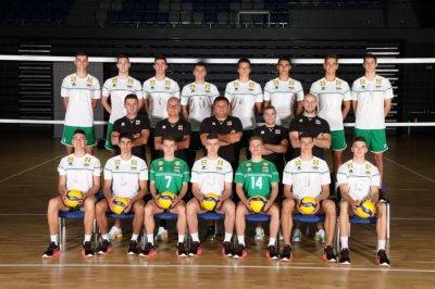 Националите U19 по вобейбол победиха Бразилия в първата контрола