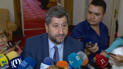 Христо Иванов: Тепърва ще вземем решение дали изобщо да влизаме в разговори