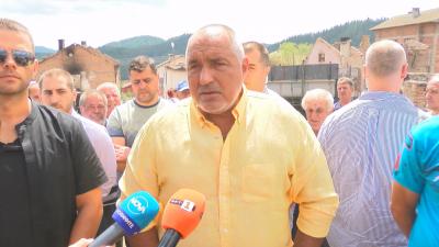 Борисов: Консултациите при президента са безсмислени