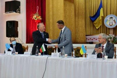 Светлан Стоев: Българите в Украйна сближават страните ни