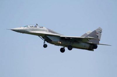 Военно-окръжната прокуратура в София поема разследването за падналия МиГ-29