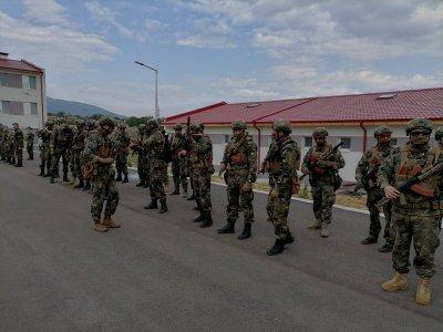 Ген.-майор Явор Матеев: Специалните сили са готови да се включат в охраната на границата
