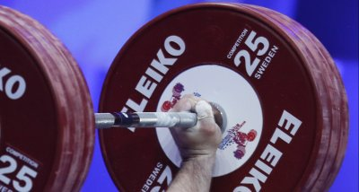 Хванаха български щангист с допинг