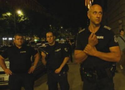 Кой е Андон Андонов - наказаният полицай за насилие над протестиращи