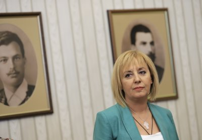Мая Манолова предлага три стъпки за сформиране на правителство