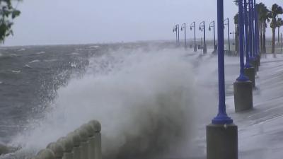 Ураганът Айда удари Луизиана: Ветровете достигат 240 км/ч