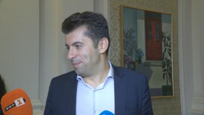 Кирил Петков: Ще обявя какъв проект ще правя след като приключи мандатът