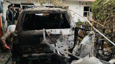 Предотвратен атентат: Американска атака срещу кола с терористи в Кабул