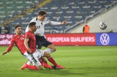 България търси първа победа срещу Италия на Апенините