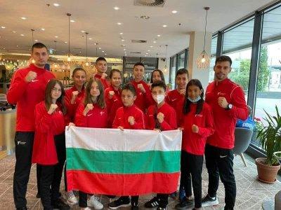 Сребро и бронз за България в третрия ден на европейското по таекуондо за деца и кадети