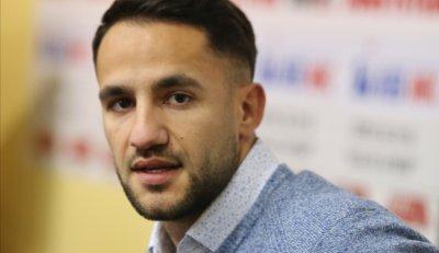 Ясен Петров повика футболист на Левски в националния