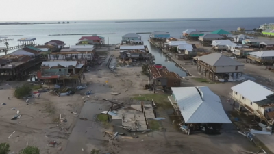 """Байдън нареди да се окаже федерална помощ след опустошенията от """"Айда"""""""