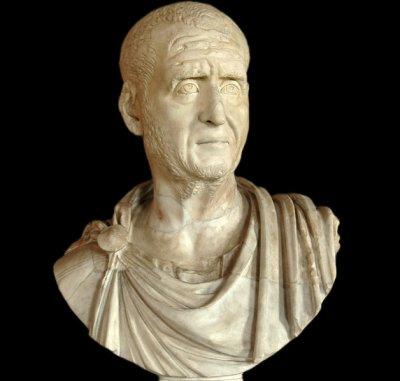 Откриха милиарна колона, издигната в чест на император Траян Деций при крепостта Состра