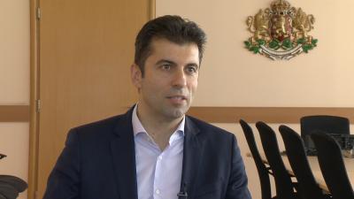 Кирил Петков пред БНТ: Слави ме покани да участвам в кабинет на ИТН
