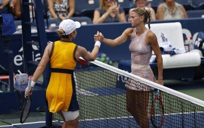 Симона Халеп пребори Джорджи за място във втори кръг на US Open