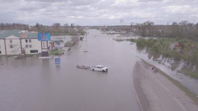 Ураганът Айда причини наводнения и проливни дъждове