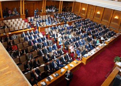 НС отхвърли съкратените срокове по актуализацията на бюджета